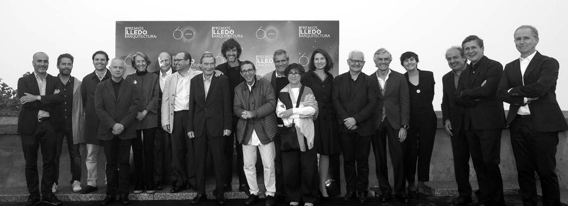 Premios-Lledó-Arquitectura-Ibérica-Díaz-Díaz-Arquitectos-premiados